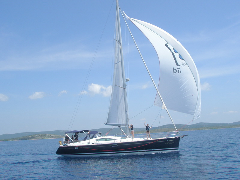 Jeanneau Sun Odyssey 49 DS - Private